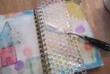 altered book techniques