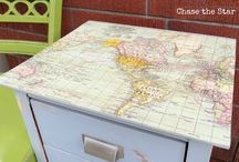 Furniture makeovers / by Kim