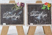 """Chalk"" it Up chalkboard crafts"