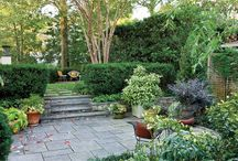 """Scott Brinitzer / Scott Brinitzer Design Associates Inc. - TOP LANDSCAPE DESIGNER H&D PORTFOLIO - DC/MD/VA - http://www.handd.com/ScottBrinitzer - Today, Brinitzer and his staff strive to create outdoor living spaces that clients can enjoy year-round, whether they are in the garden or viewing the landscape from their home. """"Creating a strong relationship between home, garden and the larger landscape is most important to us,"""" he says."""