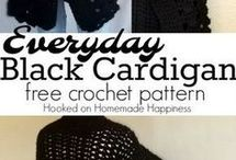 crocheted clothes