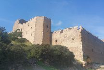 Kritinia Rhodes - The Castle / Experience Kritinia Castle And Its Beautiful Scenery Here!