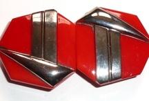 buckles - vintage