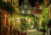 Reise in Deutschland