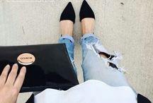 Bags & clothes & shoes