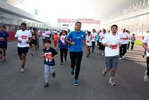 Fastest Running And Living Half Marathon at the Buddh International Circuit Greater Mar 16th 2014