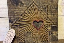 Awesome string art