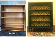 Vivien's before-after and DIY :-)