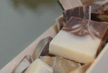 Soap Hand Crafted / I make Herbal Hand Crafted Soaps and that's what our family uses.  Wonderful!!!