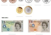English currency
