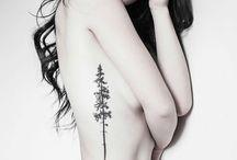 pine tattoo