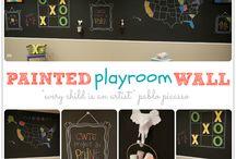 Playroom / by Stacie Sherfey