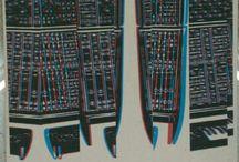 Synth Jam / Art prints by FUNC aka Randolph Correia