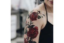 Tattoos / Animals