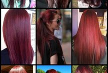 Hair color and cuts / Love these. Should try!