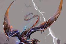 Dragons (Fantasy)