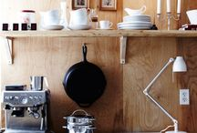 Kitchens  / by Nicole Frazier Stephens