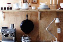 Inspiration: Kitchens