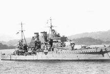 WW2 WARSHIP