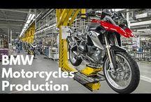 Montaje de motos