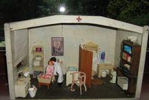 Dollhouse/Doll -  Hospital/Nurse
