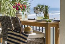 AWD: Breezy By the Sea / Amanda Webster Design: Breezy by the Sea Interior Design / Photos by Jessie Preza