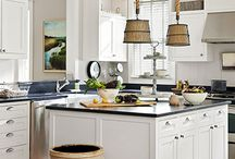 Heart of the Home / Beautiful kitchen spaces we would love to cook in