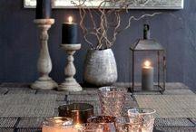 Marockansk interiør
