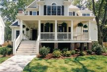 house ideas / by Dawnmarie Heaton