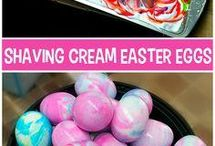 Egg dyeing ideas