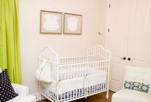 Nursery / by Elissa Puckett
