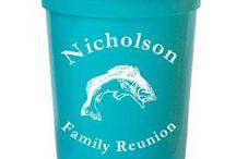 Stadium Cups / custom printed stadium cups, personalized stadium stadium cups, plastic cups