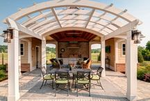 Pergola/Attractive Outside Structures