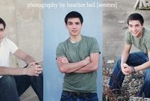 Posing: Seniors