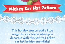 Diy paper snowflake patterns / Keep board  secret