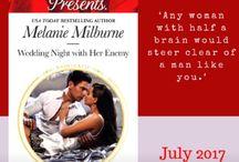 July 2017 Romance Books