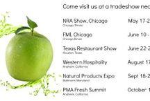 2014 Tradeshows