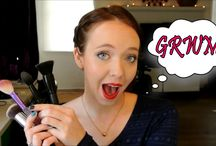 GRWM- Get Ready With Me- LipstickDupe
