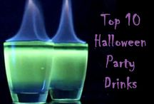 Halloween food / Food and drinks