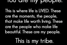 My Tribe <3 / by Hannah Gross