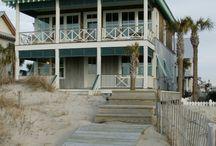 Beach house / by Melissa Allen