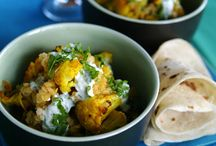 Cause we love the Burn / Indian Food Recipes.... for the vegetarian and Indian inside of me.