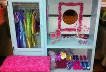 The girls rooms/playroom