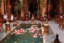 Mariage oriental ~ Maroc