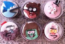 cupcakes regular show