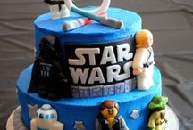 Harry's Star Wars party ideas