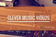 clever music videos