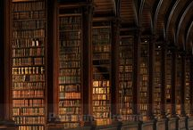 Library Love / by Yvette Thorne