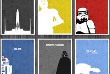 Star Wars  / by Jennifer Schrader