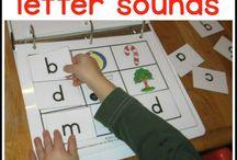 nápady pro práci s předškoláky